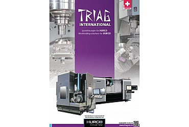 Machine specific workholding solutions for HURCO